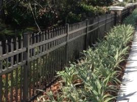 aluminum fencing tampa