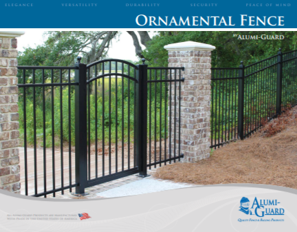 Aluminum Fencing Service In Tampa Fl Florida State Fence