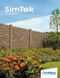 Simtek Florida State Fence FL