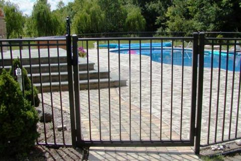 Aluminum Fence Options Florida
