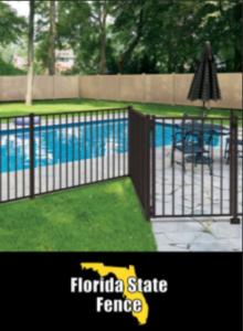 Florida State Fence Brochure FL