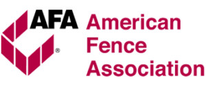 American Fence Association official logo