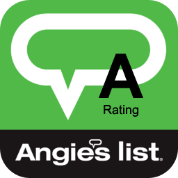 Angie's List A Rating official logo