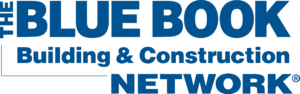 Bluebook Building & Construction Network official logo