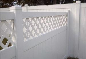 Vinyl/PVC Fencing