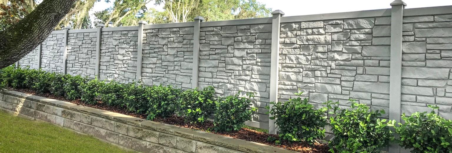 Simtek Fence Wholesale Pricing Ecostone Florida State Fence