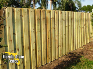 wood fence tampa florida