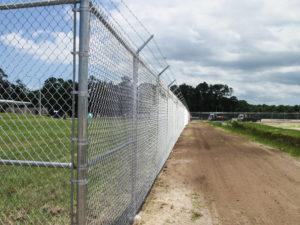 solar panel fencing florida