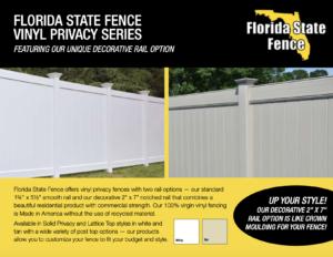 florida state fence tampa orlando