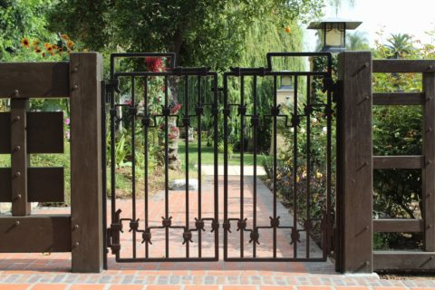 residential gate access control systems